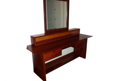 Jarrah dresser - Manufactured for Jarrahdale Furniture