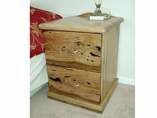 Marri bedside drawers - Araluen