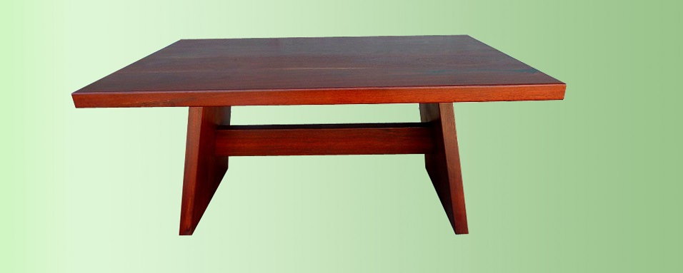 Jarrah coffee table - Urch