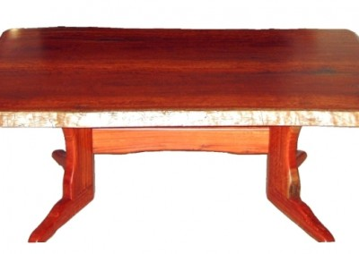 Jarrah coffee table - Churchman