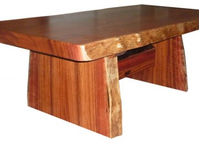 Jarrah coffee table - Kurrajong