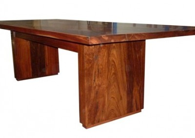Jarrah dining table - Urch
