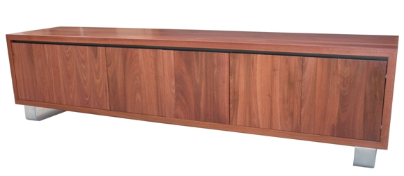 Jarrah entertainment unit
