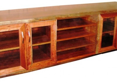 Jarrah entertainment unit - Kurrajong
