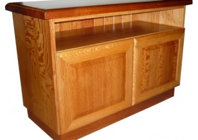 Sheoak TV unit