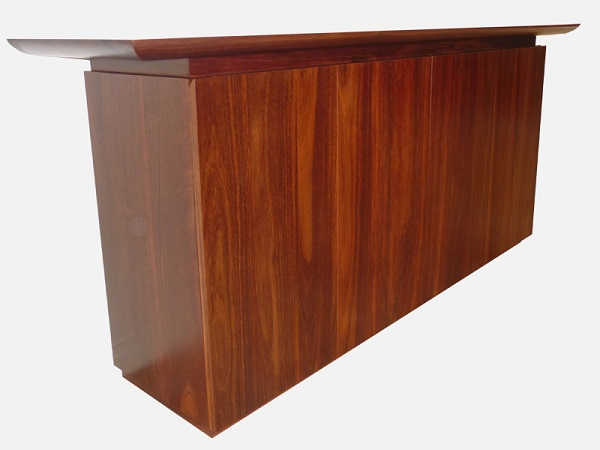 Jarrah coffe table - maufactured for Jarrahdale Furniture