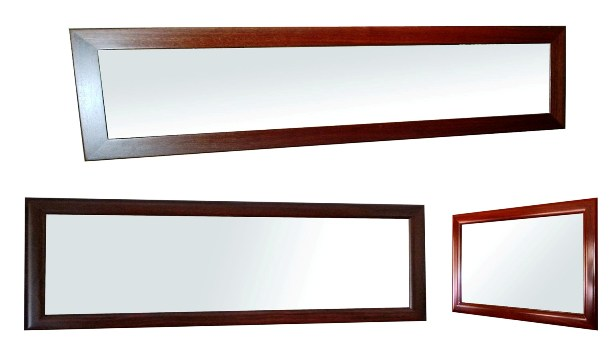 Jarrah frames for mirrors or pictures - For sale